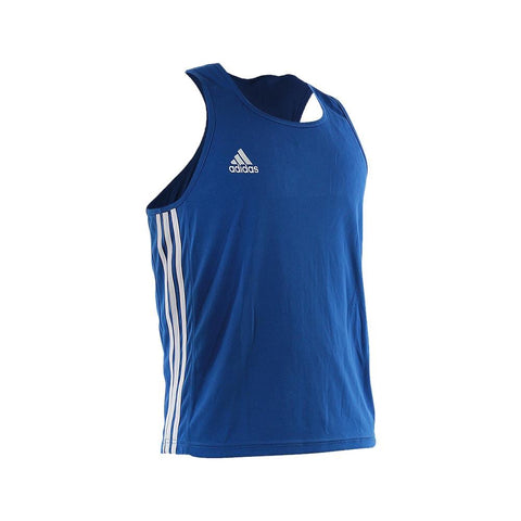 adidas Combat Boxing Top-Blue