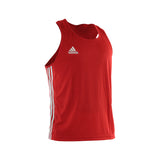 adidas Combat Boxing Top-Red