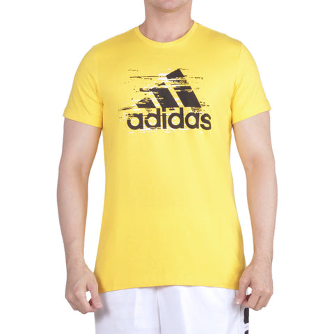 Buy the adidas Essential Logo Tee-AY7173 at Toby's Sports!