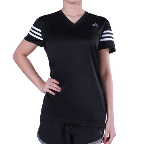 Buy the adidas Response Women's Cap Sleeve Tee-AA5619 at Toby's Sports!