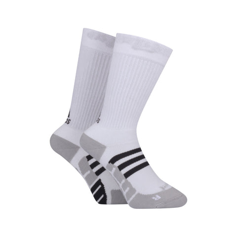 Buy the adidas Tennis ID FC Crew Socks- 1 Pair -M61239 at Toby's Sports!