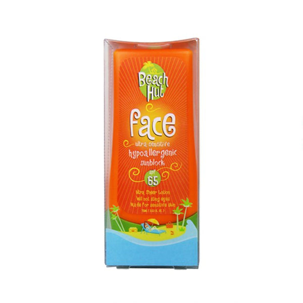 Beach Hut Face SPF 65 Lotion