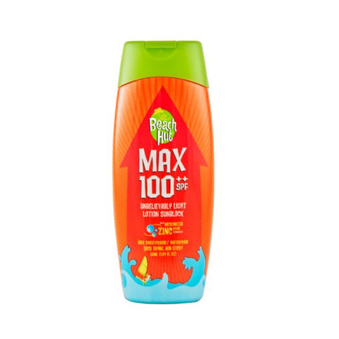 Beach Hut Max 100 SPF Lotion
