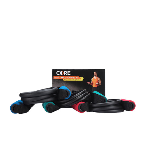 Core Resistance Training Kit