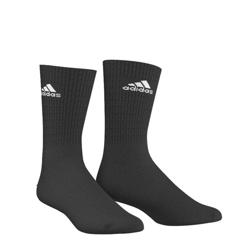adidas 3 Stripe Performance Ankle Half Cushion | Toby's Sports