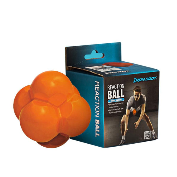 Iron Body Reaction Ball | Toby's Sports