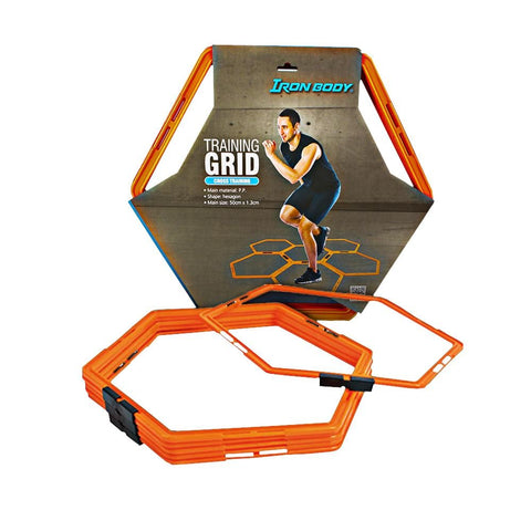 Iron Body Training Grid