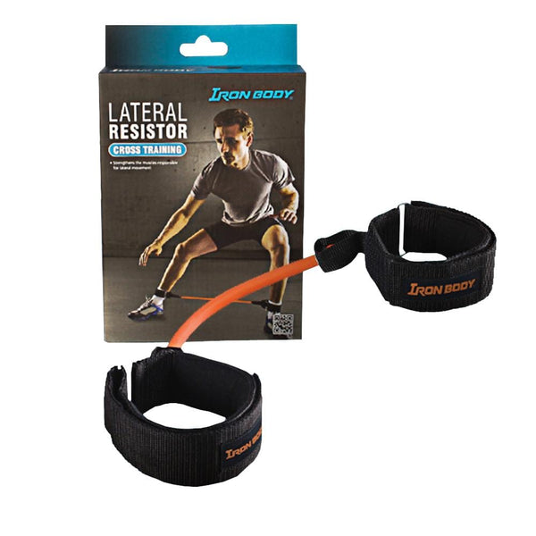 Iron Body Lateral Resistor | Toby's Sports