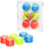 TYR Youth Multi Silicone Ear Plugs LEPY-970 Multicolor | Toby's Sports