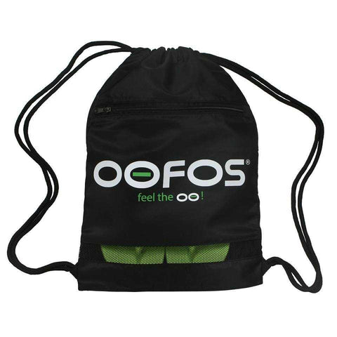 OOFOS Drawstring Bag