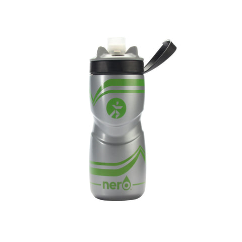 Runnr 21 Oz. Green Nero Hydration Bottle | Toby's Sports