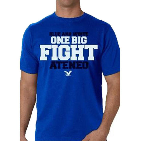 Universidad Ateneo Titans Cobalt Blue UAAP Shirt