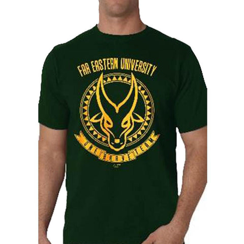 Universidad FEU Hipp Sporty Moss Green UAAP Shirt