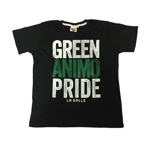 Universidad La Salle Titans  Moss Green Shirt