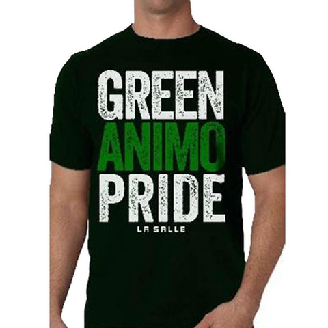 Universidad La Salle Titans  Moss Green UAAP Shirt