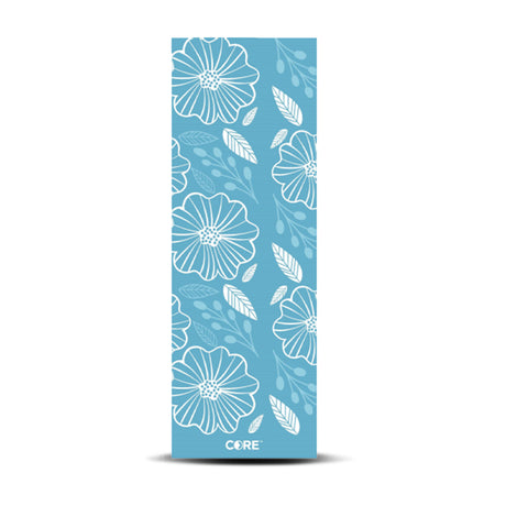 Core Yoga Mat with Print