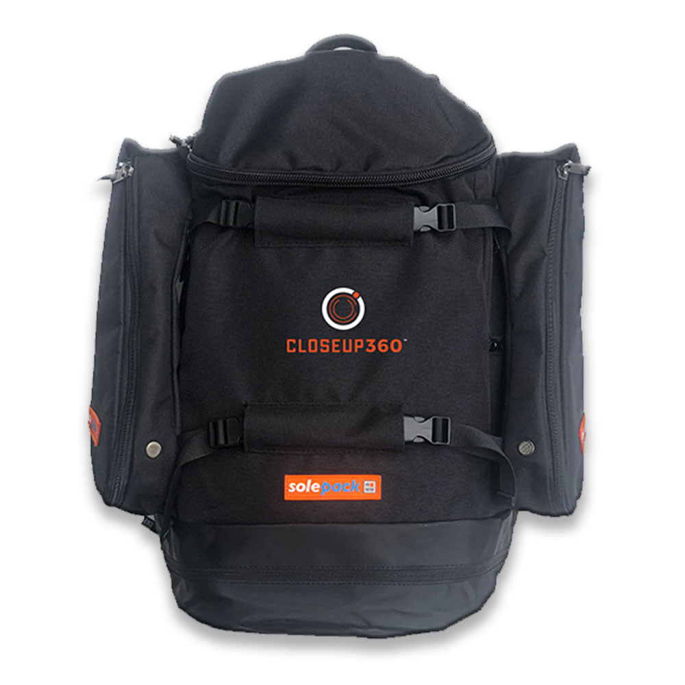 CloseUp360 x SolePack Omega Kit