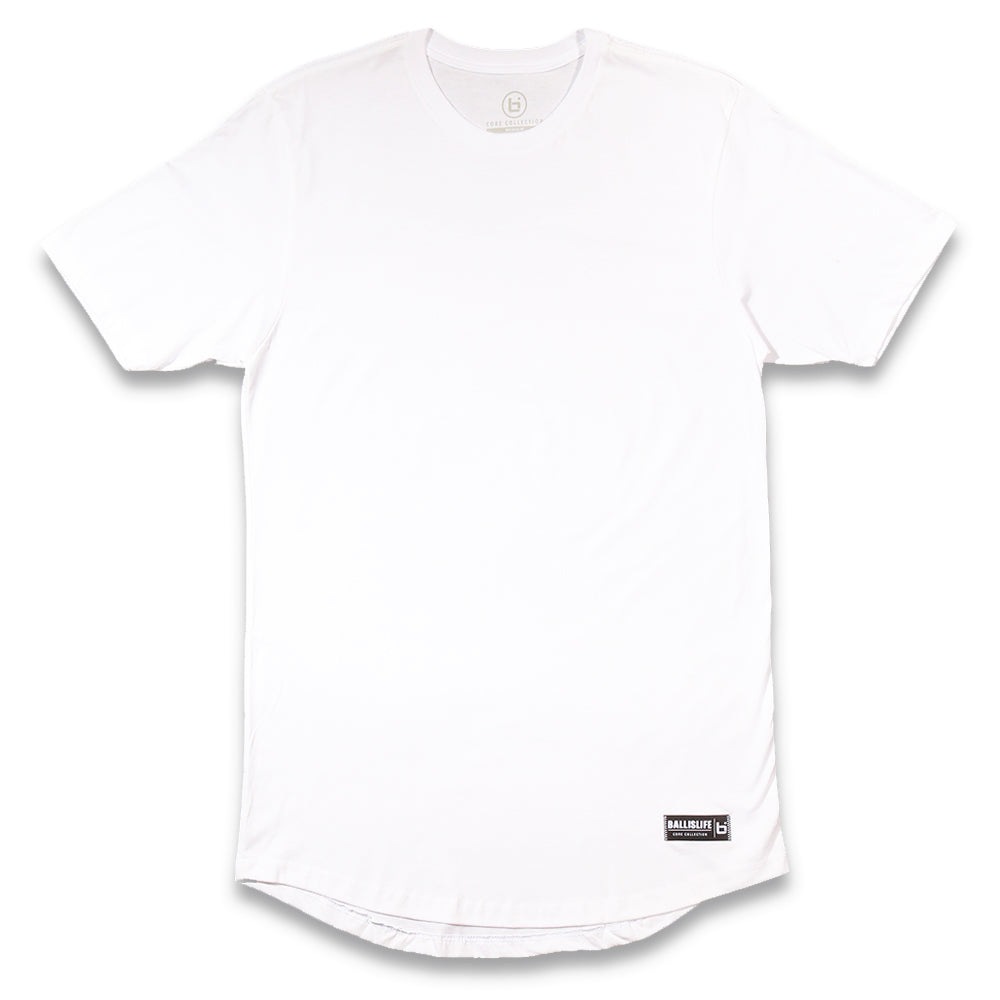 Core Scoop Tee