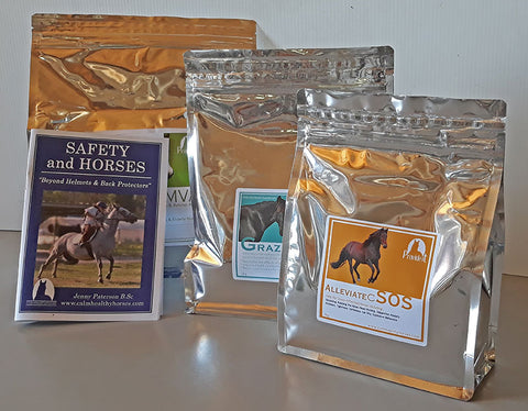 Intro-pack CalmHealthyHorses