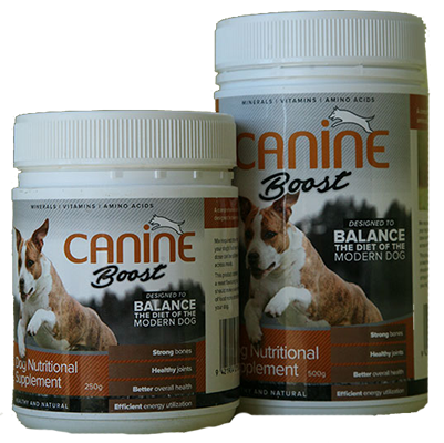 y - Canine Amino-Boost