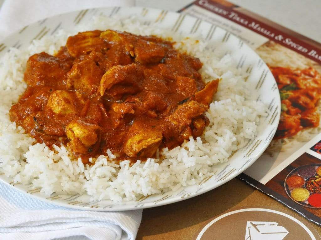 Recipe for Thanksgiving Leftovers: Turkey Tikka Masala