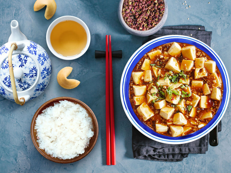 Sichuan Mapo Tofu Meal Kit