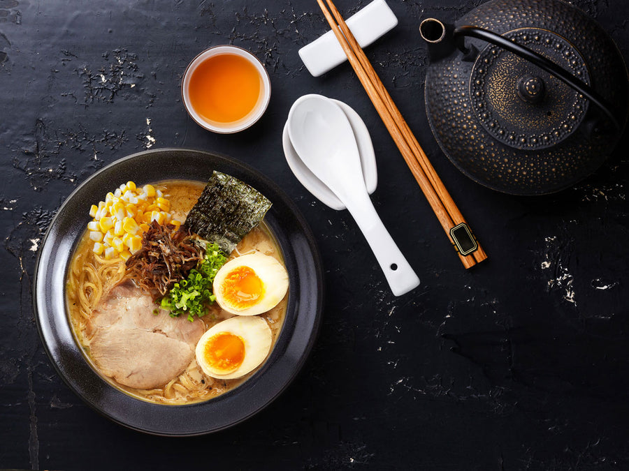 New! Japanese Tonkotsu Ramen Meal Kit