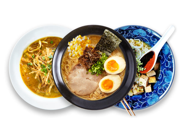 Noodle Lovers Sampler