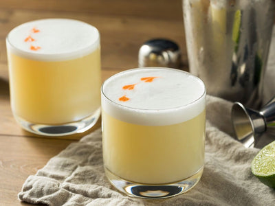 Peruvian Pisco Sour Mix