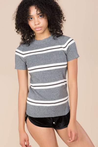 BETTY STRIPE TOP
