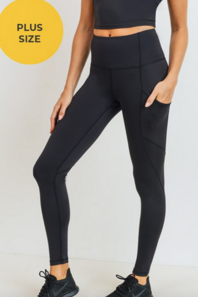 ASHER LEGGINGS - PLUS