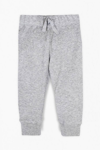 CRUZ JOGGER - HEATHER GREY