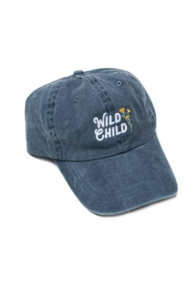 WILD CHILD DAD HAT