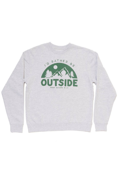 BE OUTSIDE PULLOVER