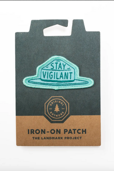 STAY VIGILANT PATCH