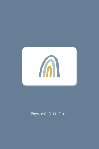 Physical Gift Card - miller + jett