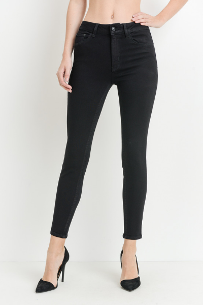 HIGH RISE BASIC SKINNY