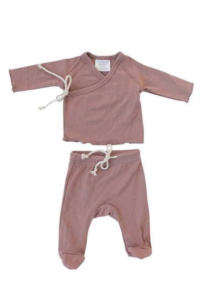 LAYETTE SET - BLUSH