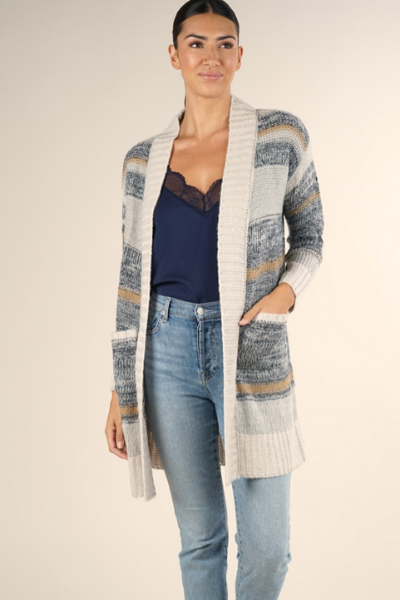 BROOKS CARDIGAN