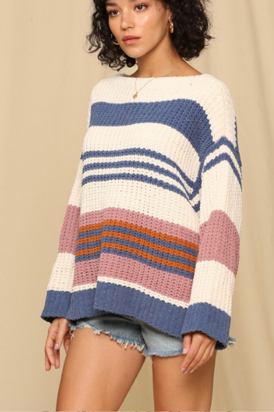 LAYLA KNIT SWEATER