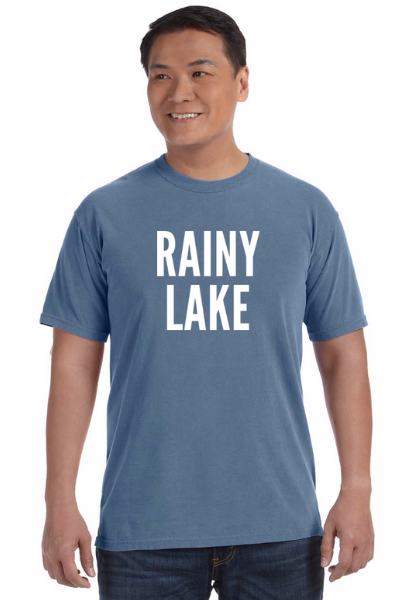 RAINY LAKE TEE