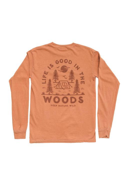 GOOD IN THE WOODS LONG SLEEVE
