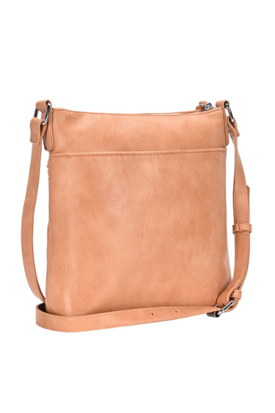 SADIE PURSE - CAMEL