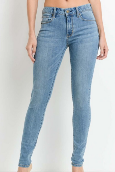 STRATTON SKINNY DENIM JEANS