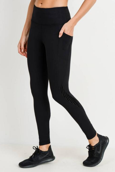 BURNOUT LEGGINGS