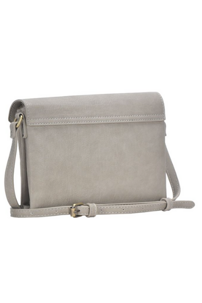 LENA PURSE - GREY