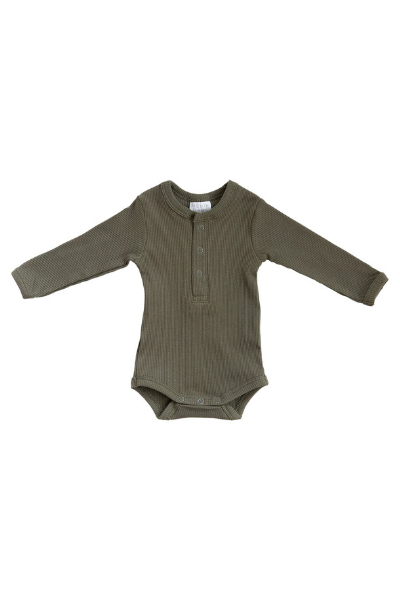 FLINT BODYSUIT - WINTER GREEN