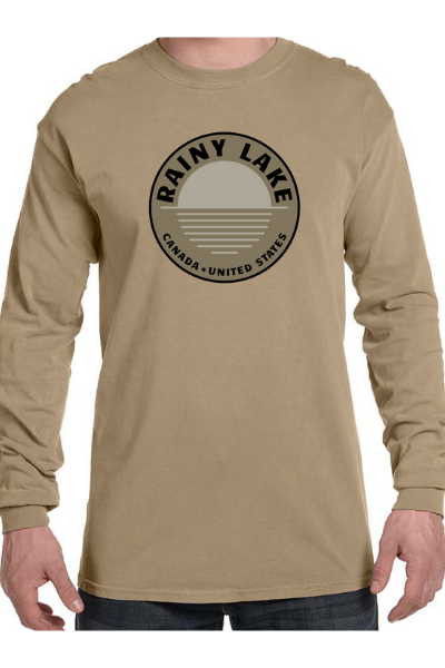 TILSON LONG SLEEVE - KHAKI