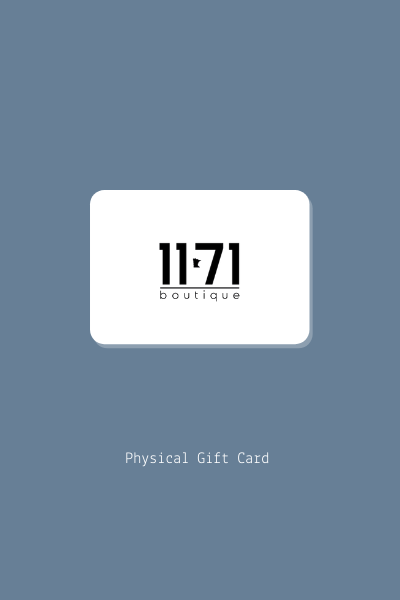Physical Gift Card - 11-71