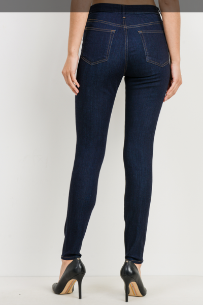 PRYOR HIGH RISE SKINNY